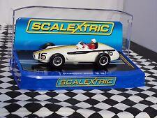 SCALEXTRIC MASERATI 250F C2403 WHITE #16 BNIB 1.32