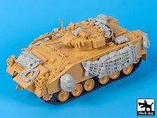 British Warrior MCV accessories set, T35112, BLACK DOG, 1:35
