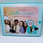 Colorways Selfie Series Smartphone Holder & Microphone sing record and share