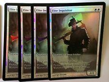 Elite Inquisitor FOIL x4 Extended Art DCI MTG Promo Mint