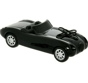 Troika Road Star new Car Black Paper Weight Magnet Friction Motor Desk Gift deco