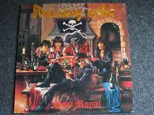 Running Wild-Port Royal LP-1988 France-Accord-Noise-Heavy Metal