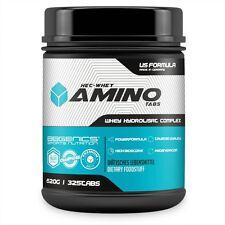 HEC AMINO WHEY 1900 mg Universal Amino Nutrition Protein (325 Tabl.) by BBGenics