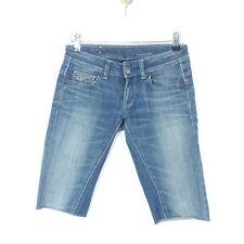 G-STAR Shorts Bermuda Kurze Hose Denim Jeans Blau Gr. W25