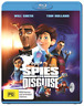Spies In Disguise : NEW Blu-Ray