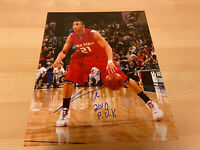 Evan Turner Ohio Star Hawks P.O.Y Autographed Signed 8X10 Photo W/COA