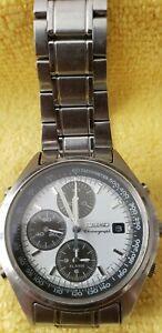 Seiko 7T32 Alarm Chronograph