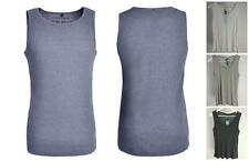 Markenlose Unifarben Herren-T-Shirts