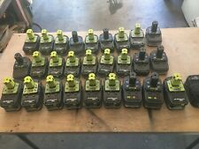 28 X RYOBI ONE for 18650 DIY CELL HARVESTING SAMSUNG  LG