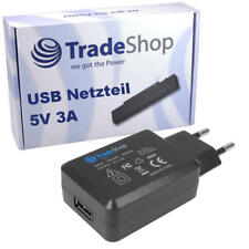 Universal USB Lader 3A Stecker Steckdose Adapter für Acer Iconia Tablet