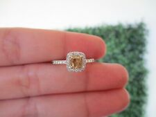 1.00 Carat Diamond White Gold Engagement Ring 14k codeER267 sepvergara