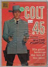 Colt .45- Authorized Edition- Dell Four Color Comic-#924 (GER)