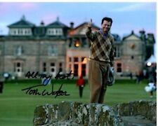 TOM WATSON signed autographed PGA GOLF photo
