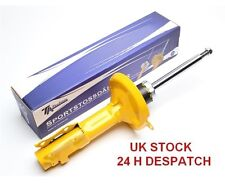 VW POLO 6N 2x FRONT SPORT GAS SHOCK SHOCKS ABSORBER FRONT ONLY