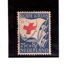 Holanda Cruz Roja año 1953 (AI-738)