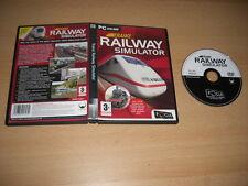 Trainz Railway Simulator PC CD ROM FO-schneller Versand