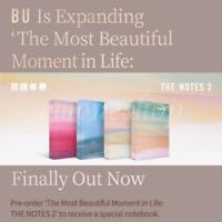 방탄소년단 BTS BOOK 花樣年華 The Most Beautiful Moment in Life : THE NOTES 2 + Benefits