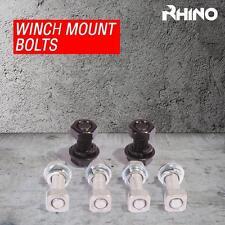 Treuil Boulons de montage Ensemble pour 9000 LB (environ 4082.33 kg) - 20000 LB (environ 9071.85 kg) plaques de fixation-RHINO Treuil