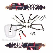 Elka Stage 4 SHOCKS LSR Standard Travel A-Arms System KAWASAKI KFX400 KFX 400