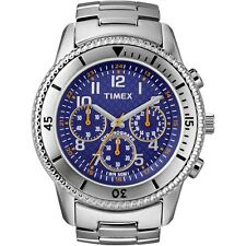 Timex Men's Watch Milan Chronograph T2N161