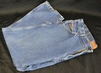Riggs Wrangler Flame Resistant Denim Carpenter Jeans Work Pants HRC2 40/34 (2)