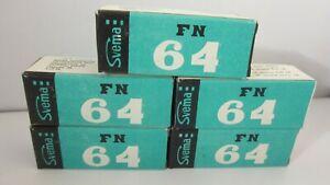 "B / W medium format film FN-64, 5 units, ""Svema"". Overdue, lomography."