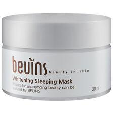 [BEUINS] Whitening Sleeping Mask 30ml Skin Care Facial Cream Anti-aging Moisture