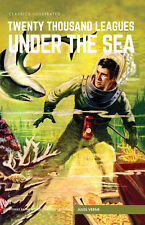 Classics Illustrated Hardback Twenty Thousand Leagues Under the Sea Jules Verne