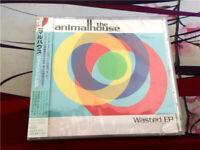 the animalhouse PVCP-28003 JAPAN CD OBI SEALED E162-88