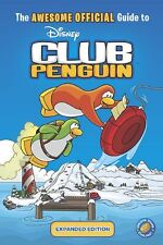 The Awesome Official Guide Disney Club Penguin Illust Free Ship