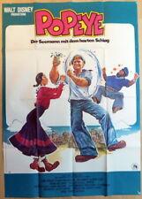 Robin Williams POPEYE original vintage 2 sheet movie poster 1981