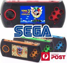 SEGA MEGA DRIVE HAND HELD PRELOADED WITH 100 GAMES AUS STOCK BONUS 8GB 433 GAMES