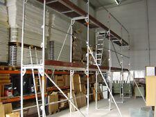 Layher Alugerüst Baugerüst Fassadengerüst Malergerüst