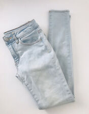 "American Eagle Super Stretch Jegging Size 2 Regular Lightwash 28"" Inseam EUC!"