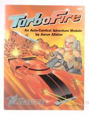 TurboFire: An Auto-Combat Adventure Module (AutoVentures) Aaron Allston Auto Ven