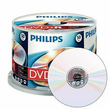 Support de stockage DVD+R 8x Philips (8710895831031) Lot de 50