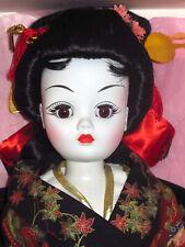 "Madame Alexander - 1996 Madame Butterfly Geisha CISSY 21"" Fashion Doll"