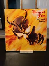 Mercyful Fate Don't Break The Oath Original 1984 Combat Records Rare