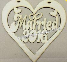 Married heart 2017/2018 200mm in 3mm mdf