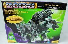 Zoids 2002 Hasbro # 031 Dibison 1/72. Motorized. New. Mint. Unopened Box