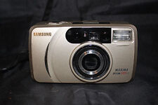 SAMSUNG MAXIMA ZOOM 105GL 35mm  FILM CAMERA  38 - 105mm ZOOM LENS
