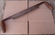 """Grandi vintage COOPERS 12 """"drawknife-lunghezza totale circa 22"""" - COME FOTO"""