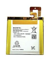 OEM New Sony LIS1499ERPC Battery For LT30a Sony TL Sony Mint Sony LT30i 1780mAh