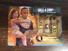 Outlive Greg & Emmy Leader Promo Card