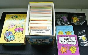 MR MEN & LITTLE MISS LEARNING CARDS - BOXED PACK
