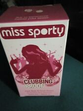 Miss Sporty Clubbing Proof Eau De Toilette EDT 100 ml