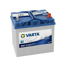 Batterie Varta Blue Dynamic D47 12v 60ah 540A 560 410 054