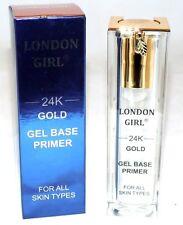 New London Girl 24K Gold Gel Face make up primer For All Skin Type Just £10.99