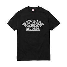 Supreme X Rap-A-Lot Records Tee 3M Box Logo SS16 Geto Boys BOGO Black M | Medium