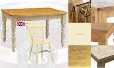 Farmhouse Square Piece Table & Chair Sets 5